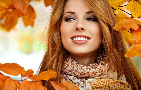 Осенний макияж