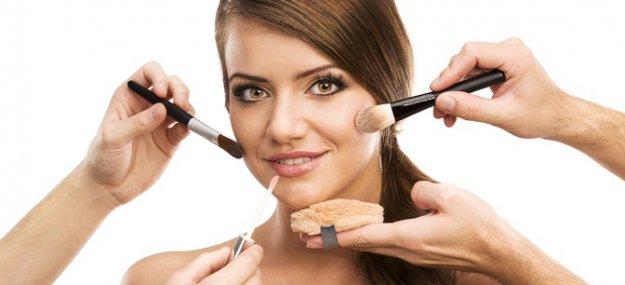 Обучение макияжу с нуля
