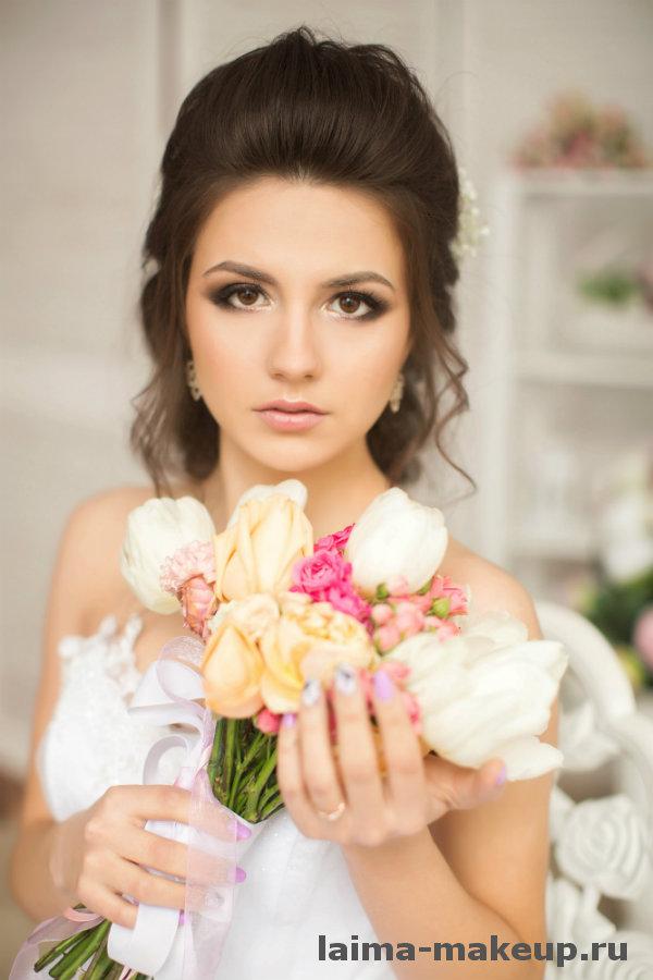 макияж на Кожуховской