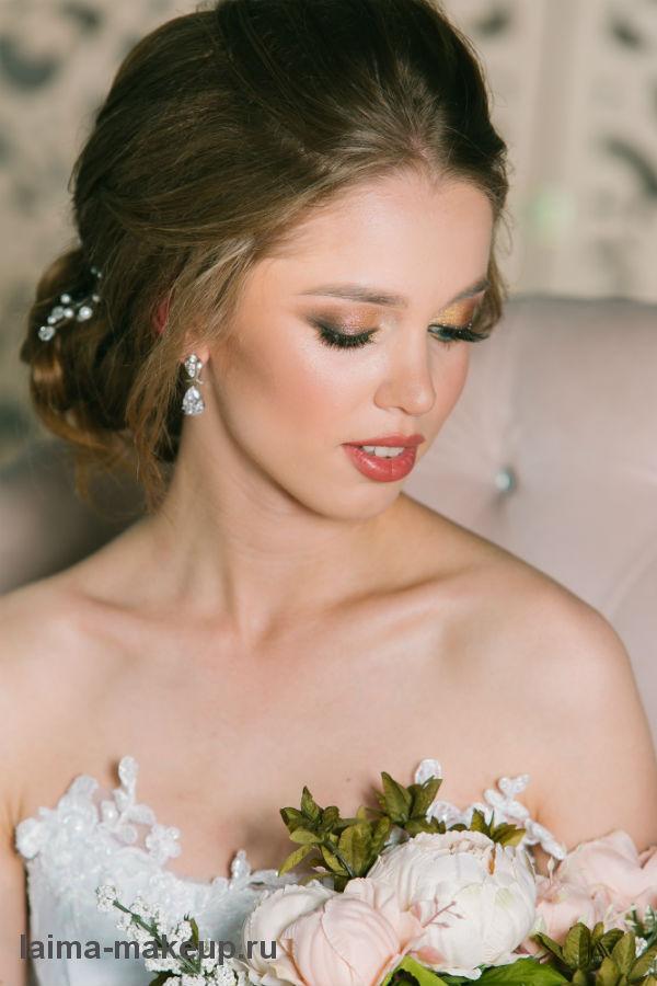 макияж на Каширской