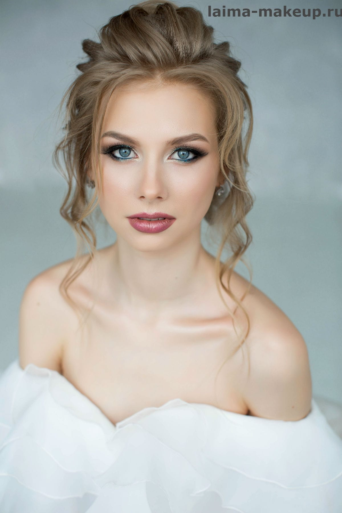 Фото свадебного макияжа