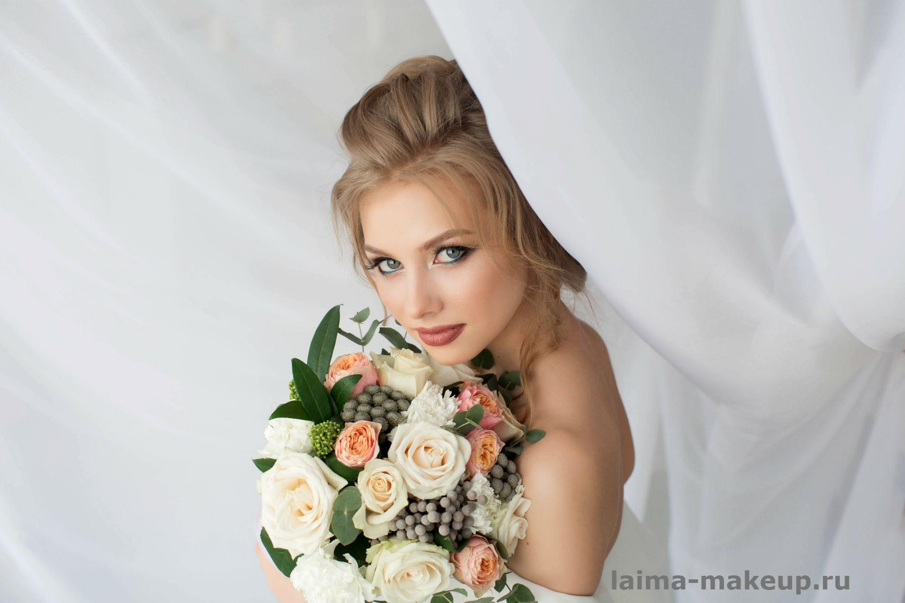 Фото свадебного образа