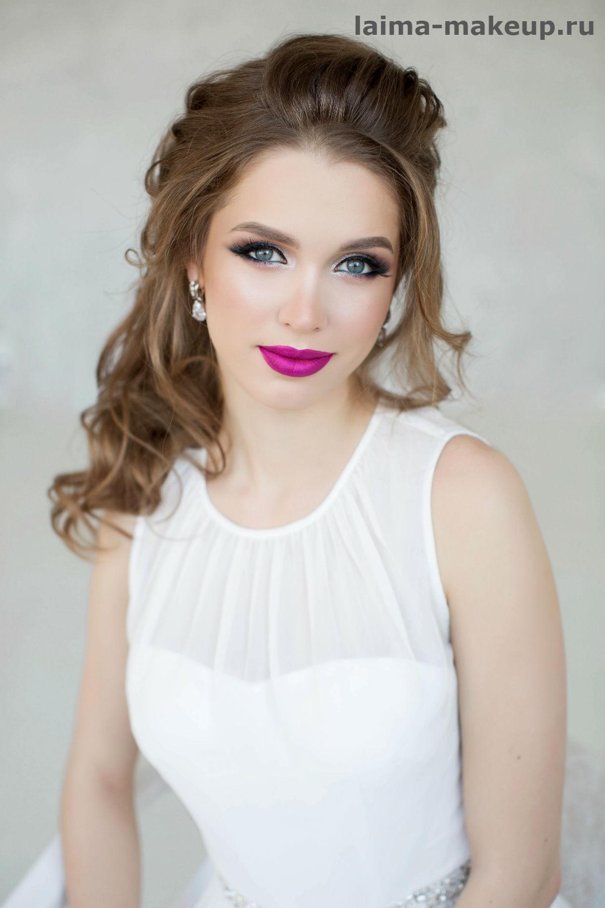макияж в Саларьево