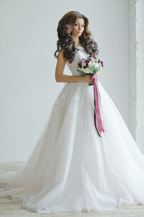 Образ невесты не в свадебном платье