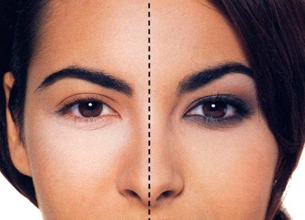 Как увеличить глаза при помощи макияжа? - Визажист в Москве на дом - Свадебный макияж в Москве