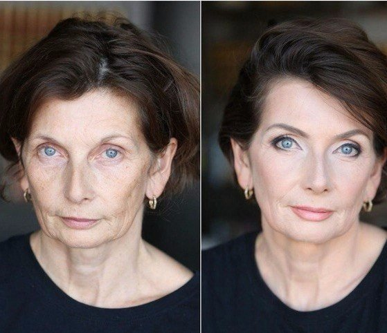 Макияж для женщин зрелого возраста
